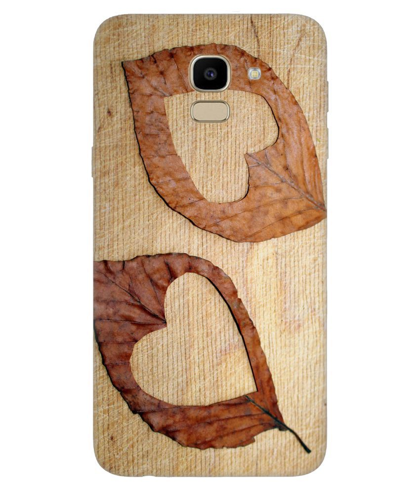 Samsung Galaxy J6 Printed Cover By Crockroz Patterns