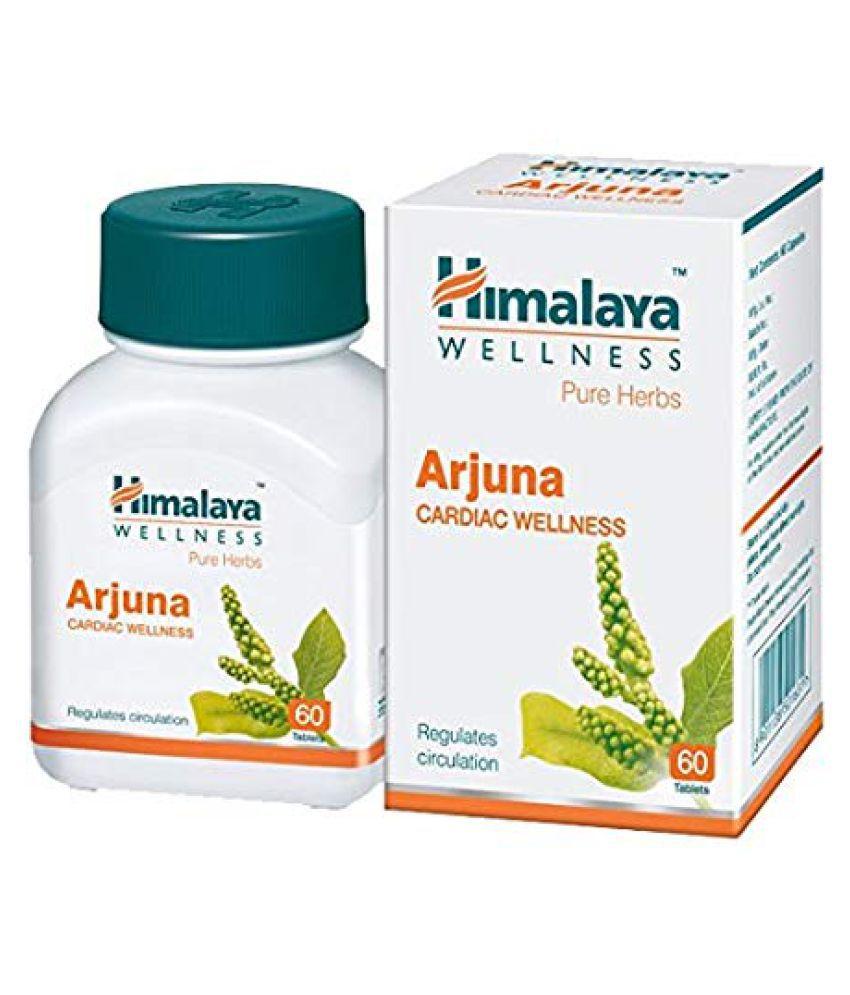 Himalaya Wellness Arjuna Tablet 60 no.s Pack Of 4