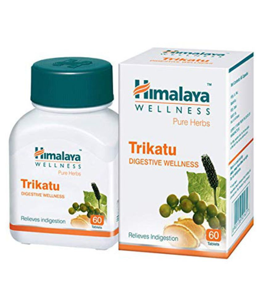 Himalaya Wellness Trikatu Tablet 540 no.s Pack Of 9