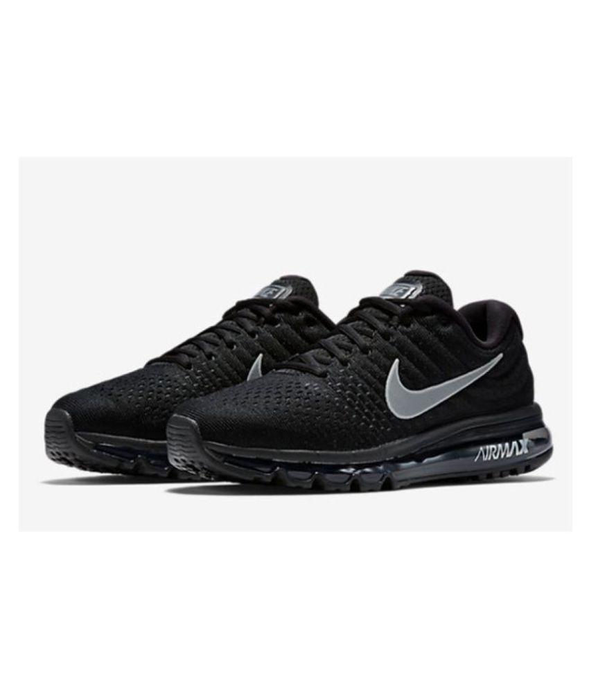 Running Max Black 2017 Shoes Air Nike xeCodB