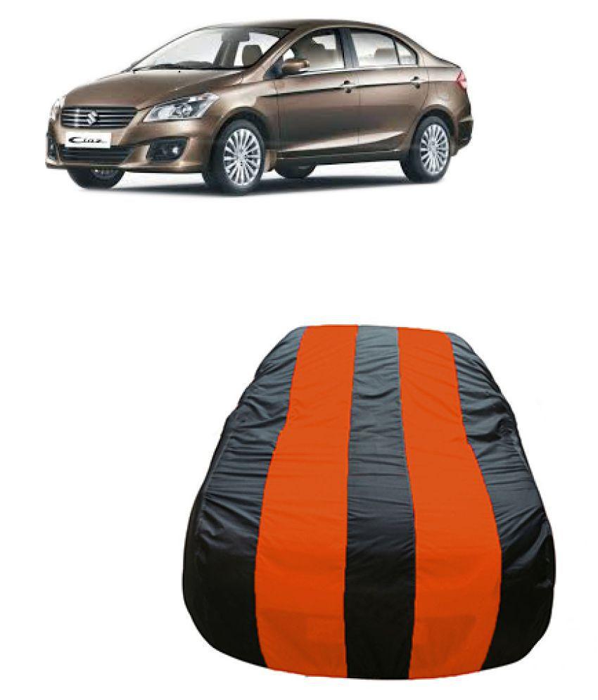 QualityBeast Car Body Cover for Maruti Suzuki Ciaz [2014-2015] Multicolour: Buy QualityBeast Car