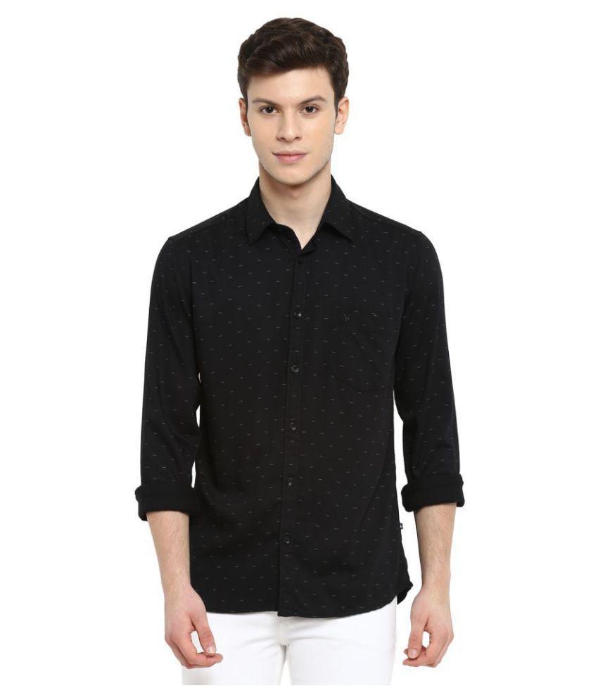 Raymond Cotton Blend Shirt