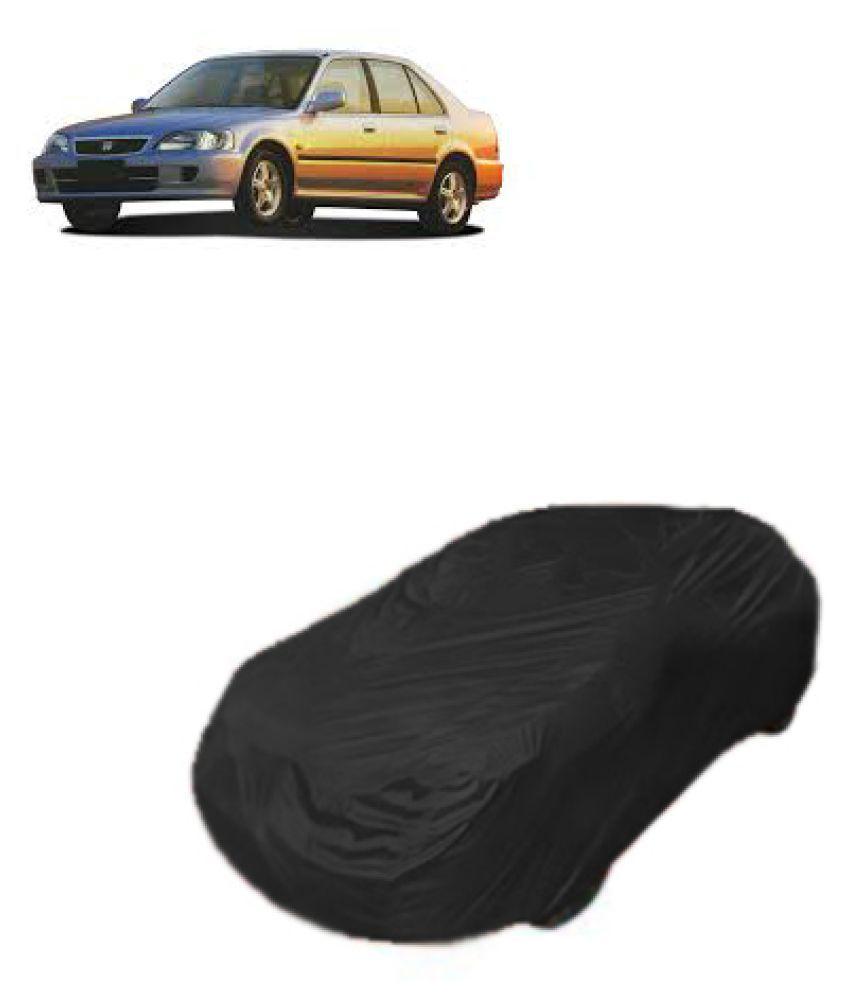 Qualitybeast Honda City 2000 2003 Car Body Cover Black Buy