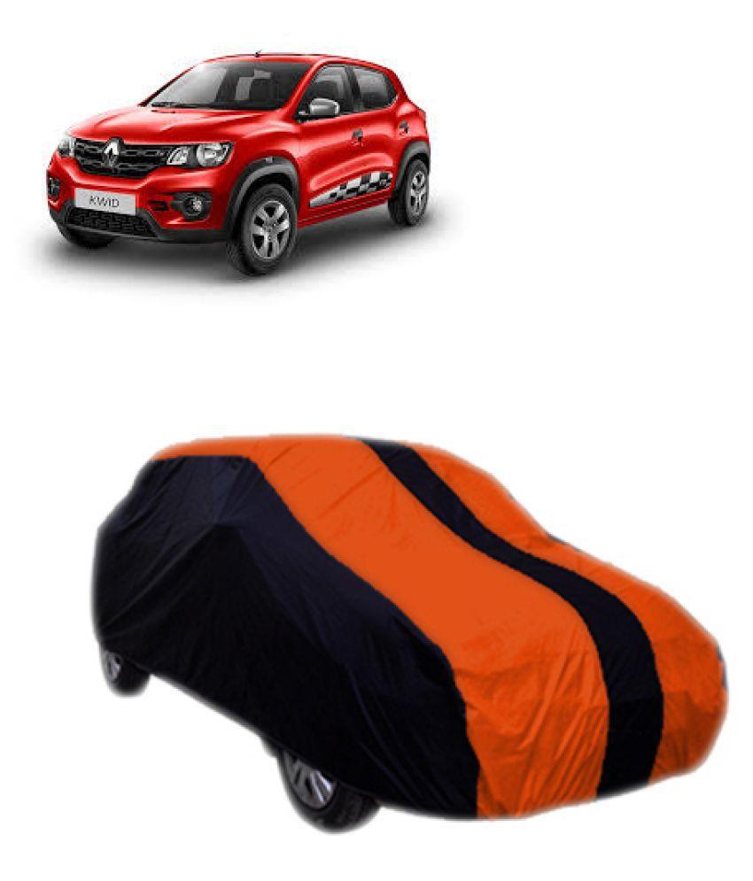 Qualitybeast Renault Kwid Car Body Cover Multicolour Buy