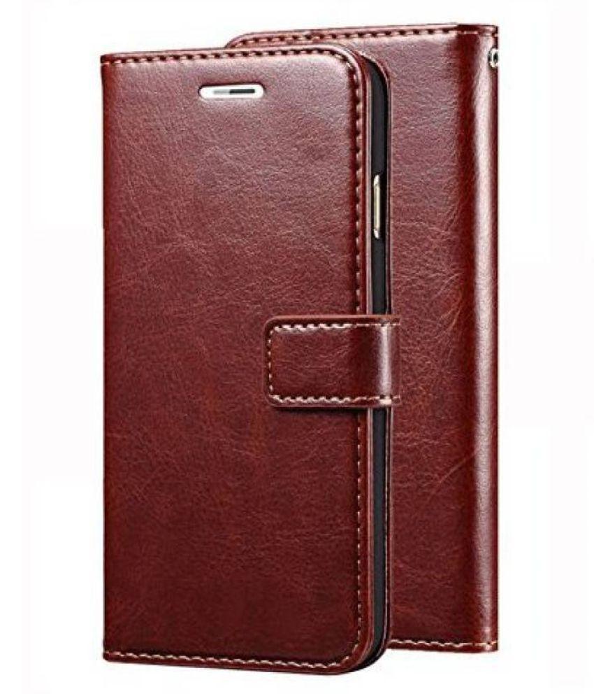 iPhone 7 Plus Plain Cases JKR - Brown