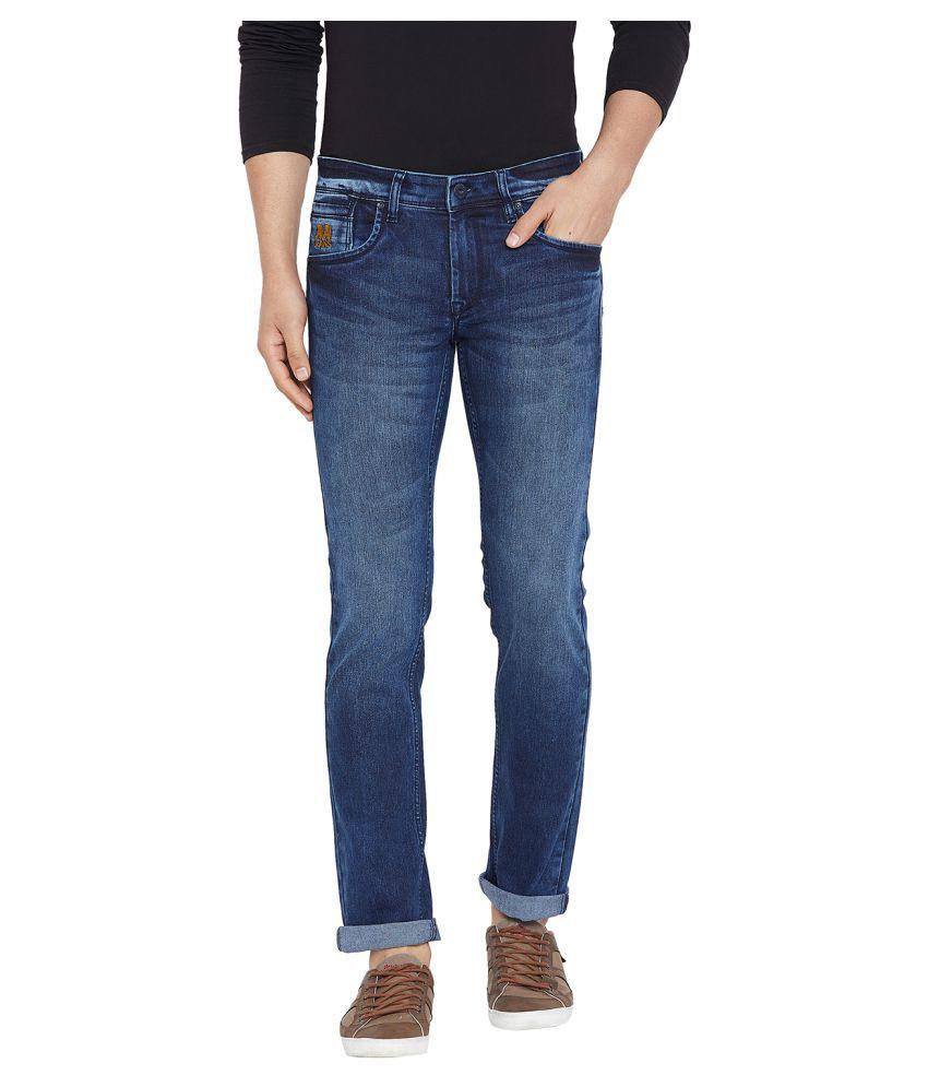 American Archer Blue Slim Jeans