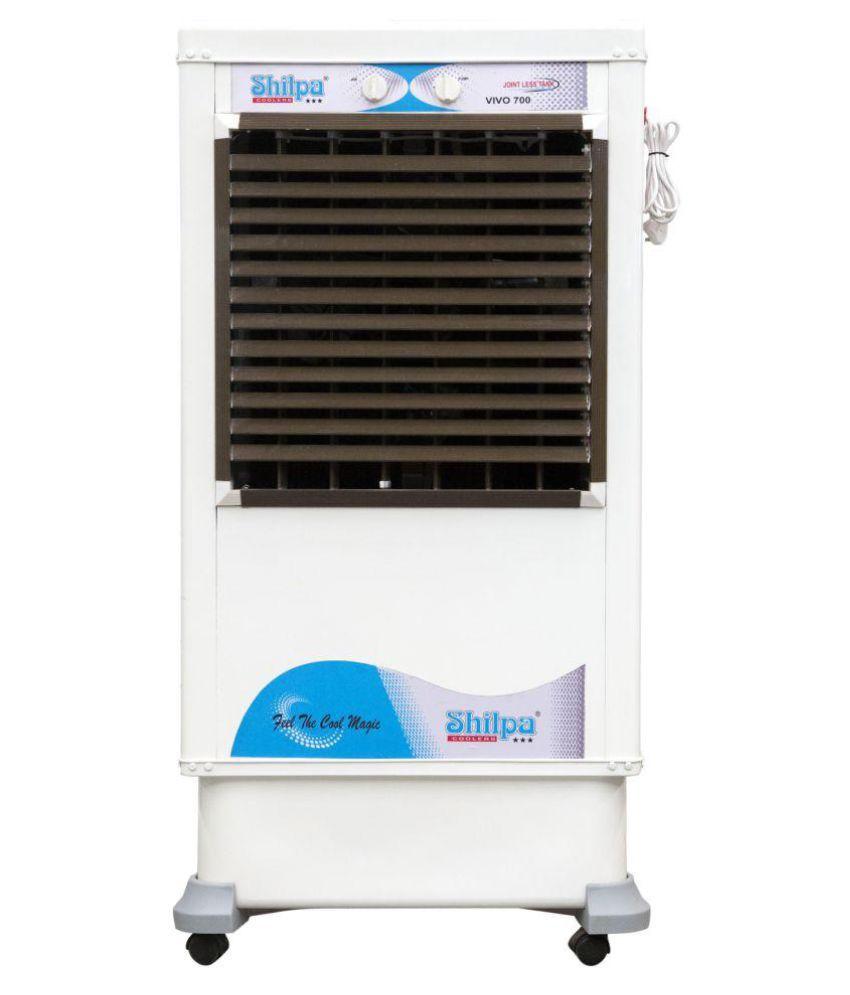 Shilpa Coolers Vivo-700H 61 & Above Personal white