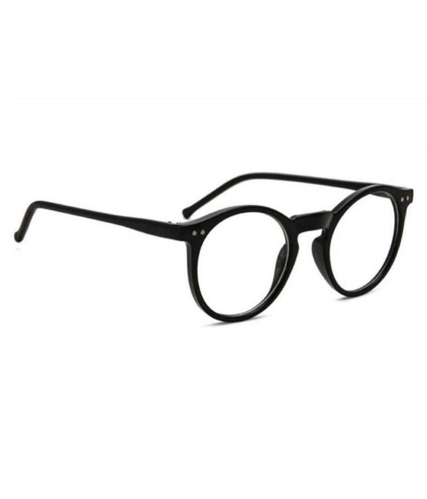 Adrian - Clear Round Sunglasses ( CLS-2035-35 )