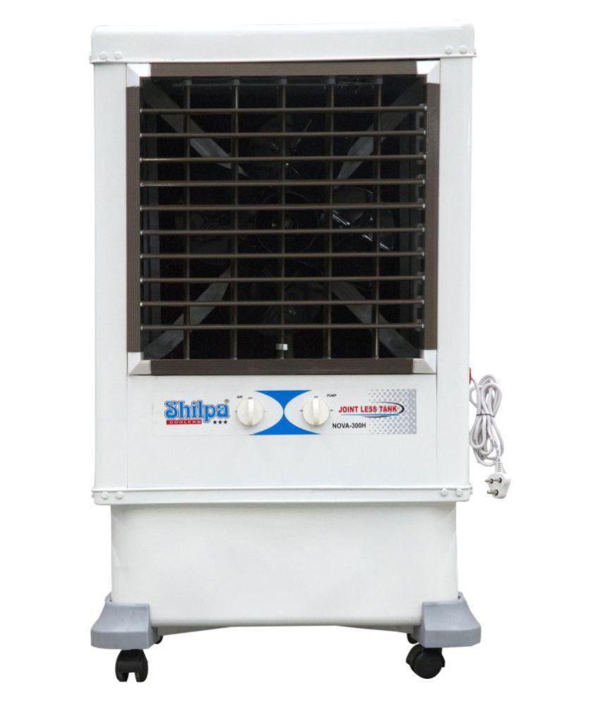Shilpa Coolers Nova-300 61 & Above Personal White