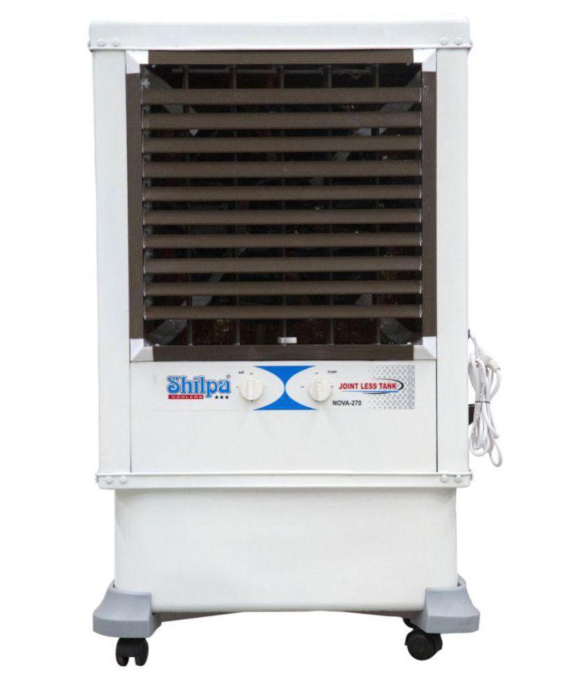 Shilpa Coolers Shilpa Coolers (Nova 270) 51 to 60 Personal white