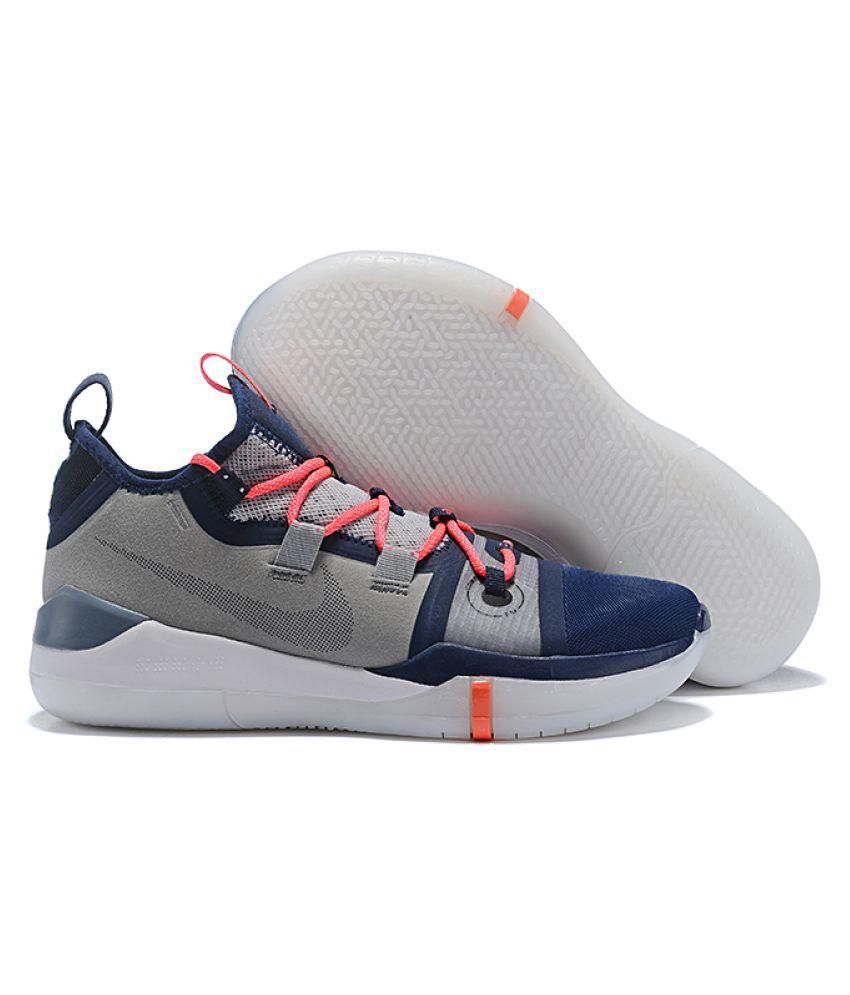 more photos 091bc bfc76 Nike KOBE AD 2019 Ninja Gray Basketball Shoes