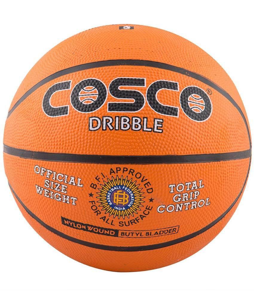 Cosco Dribble Basketball / Ball  Size 7