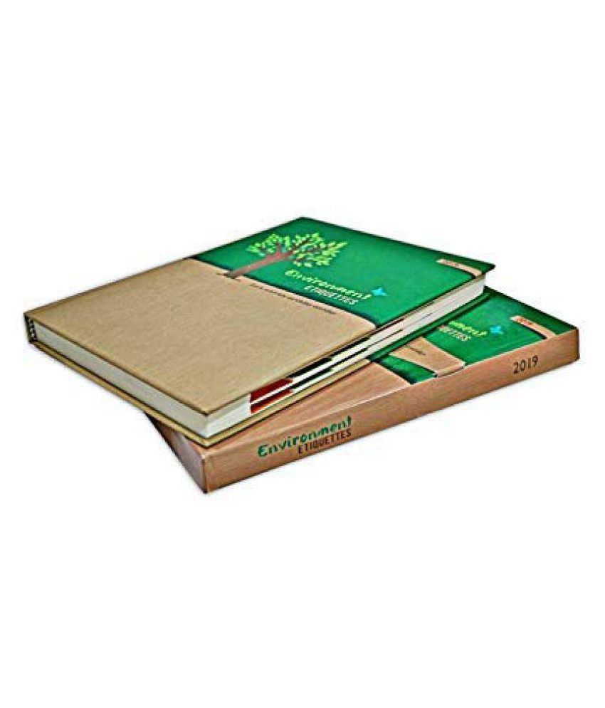 cf89326b4 MyViradi Executive A5 Diary Monthly Planner 2019 for Man and Women  Buy  Online at Best Price in India - Snapdeal