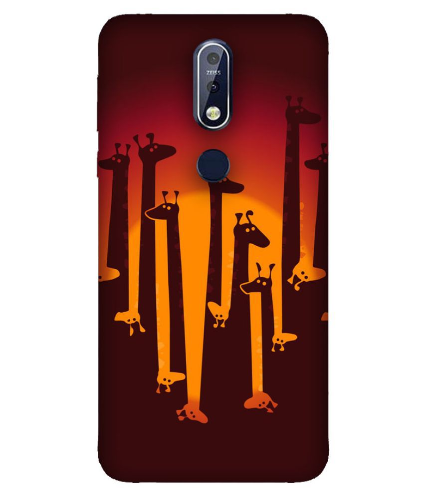 Nokia 7.1 Printed Cover By Emble