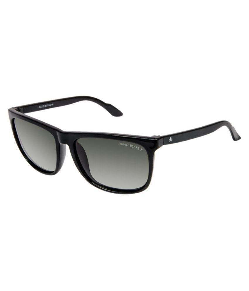 0f3d042c94e5 David Blake Black Wayfarer Sunglasses ( 28555 ) - Buy David Blake Black  Wayfarer Sunglasses ( 28555 ) Online at Low Price - Snapdeal