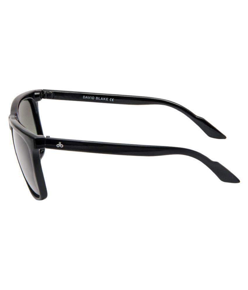 ea1dca10a5cc David Blake Black Wayfarer Sunglasses ( 28555 ) - Buy David Blake ...