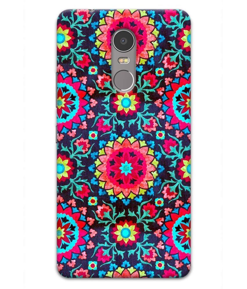 Lenovo K6 Note Printed Cover By Fundook 3d Printed Cover