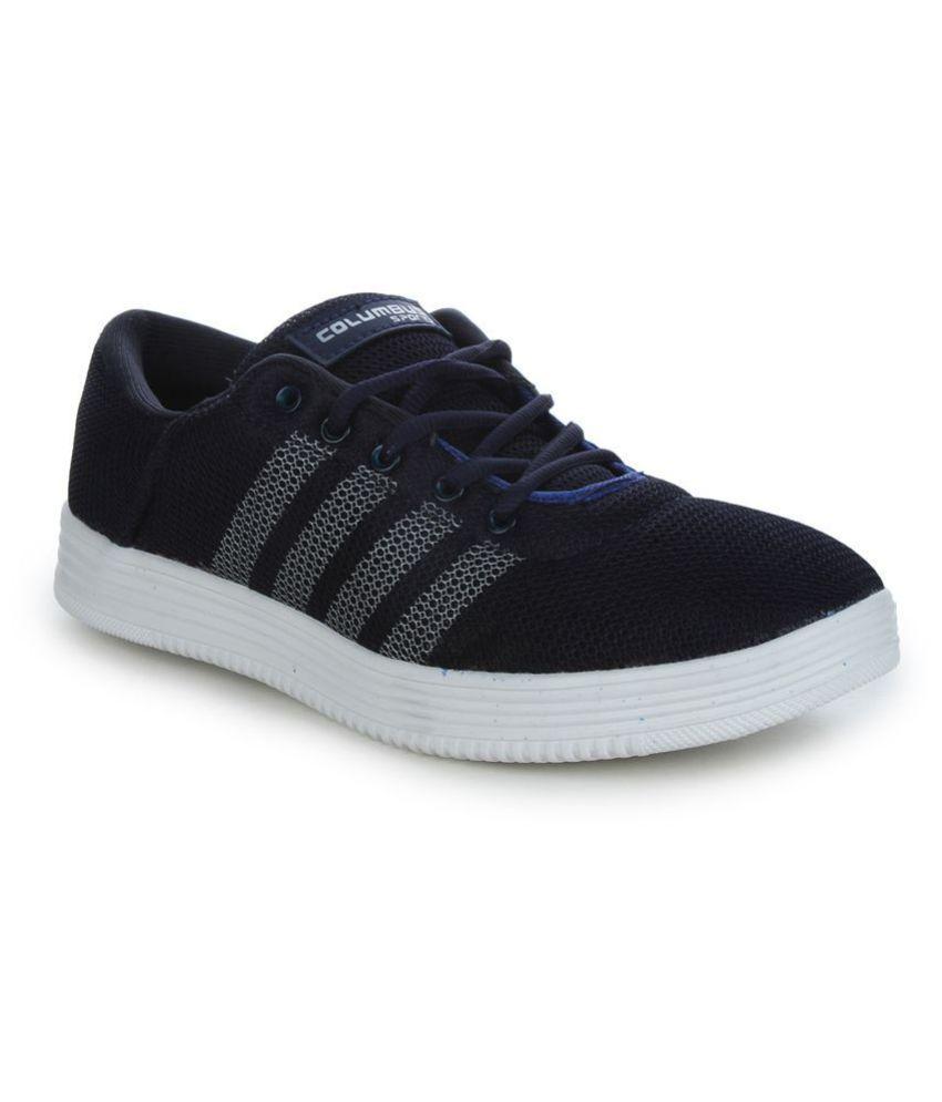 Columbus Navy Running Shoes