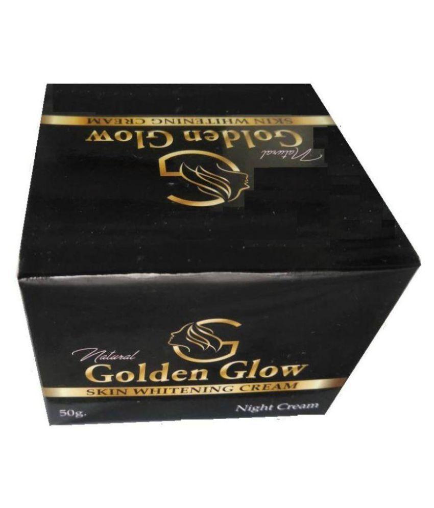 GOLDEN GLOW SKIN FAIRNESS & LIGHTENING Moisturizer 50 gm