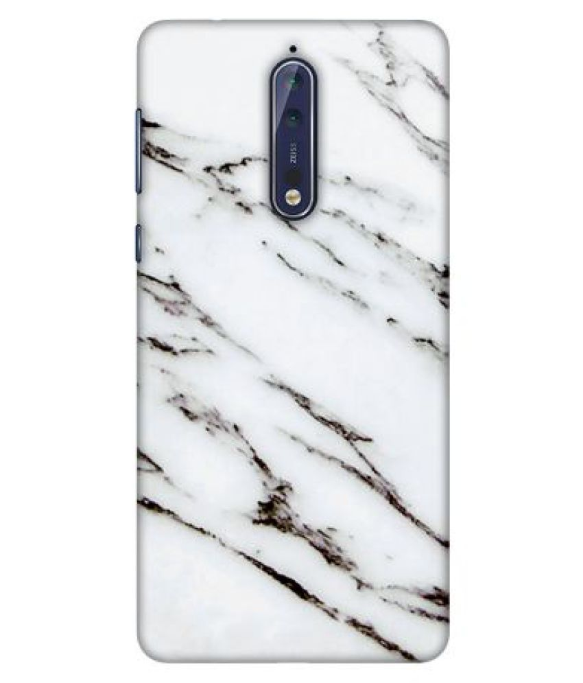 Nokia 8 Printed Cover By Emble