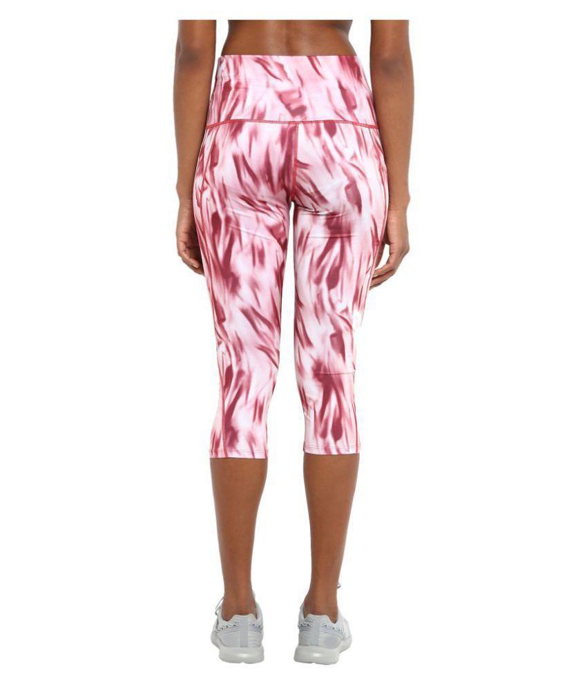 0f3f28273bd8ef ... CHKOKKO Sportswear Stretchable Yoga Workout Gym Capri for Women Gym  Wear Women/Tight Women/ ...