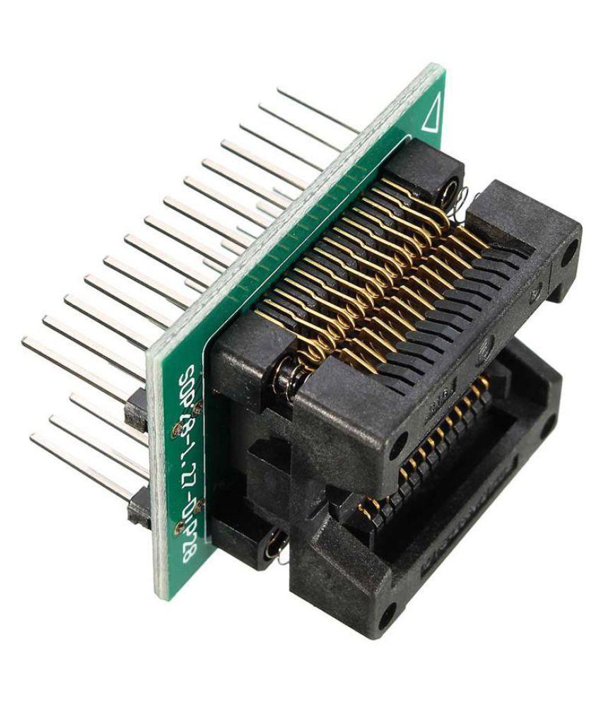 SOP28 Adapter Socket 300mil DIP28 to SOP16 SOP20 Chip Programmer Adapter Socket