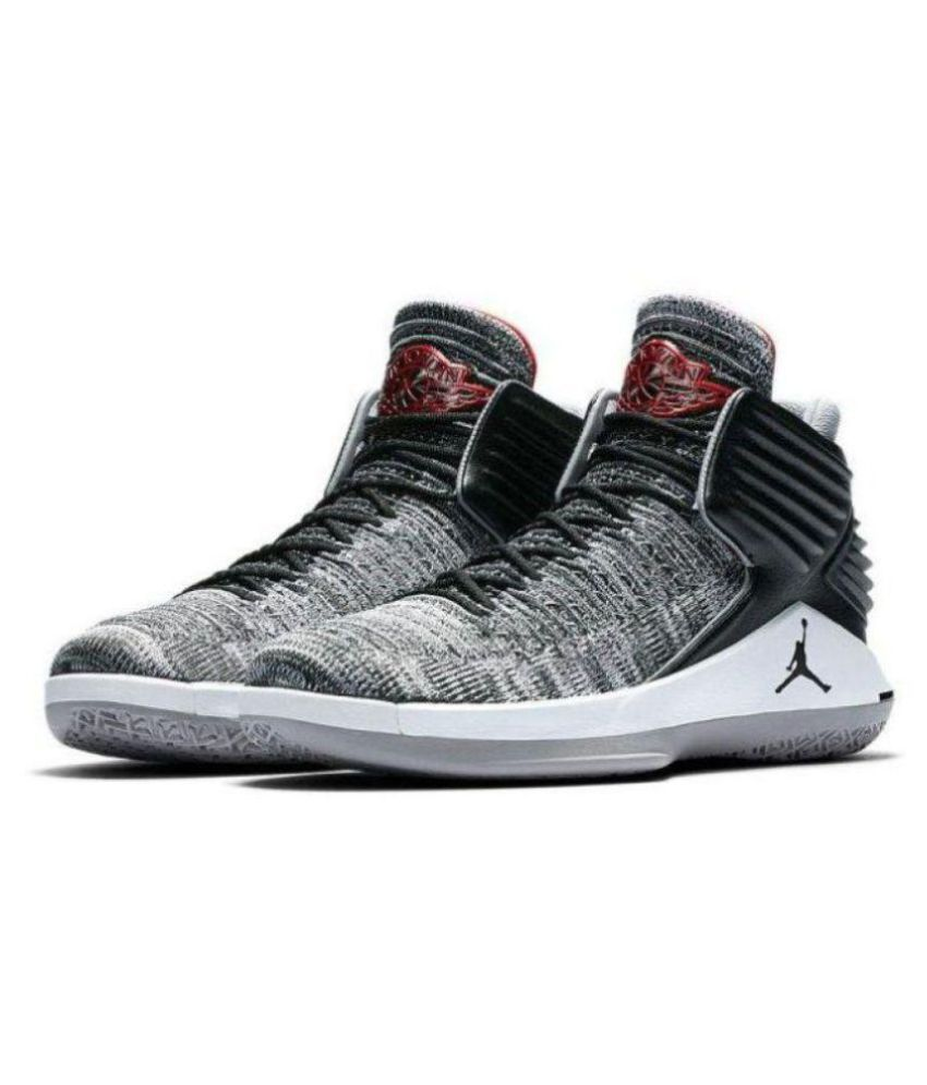 timeless design 07df6 51e01 Nike Jordan 32 Gray Low ankle Male Others