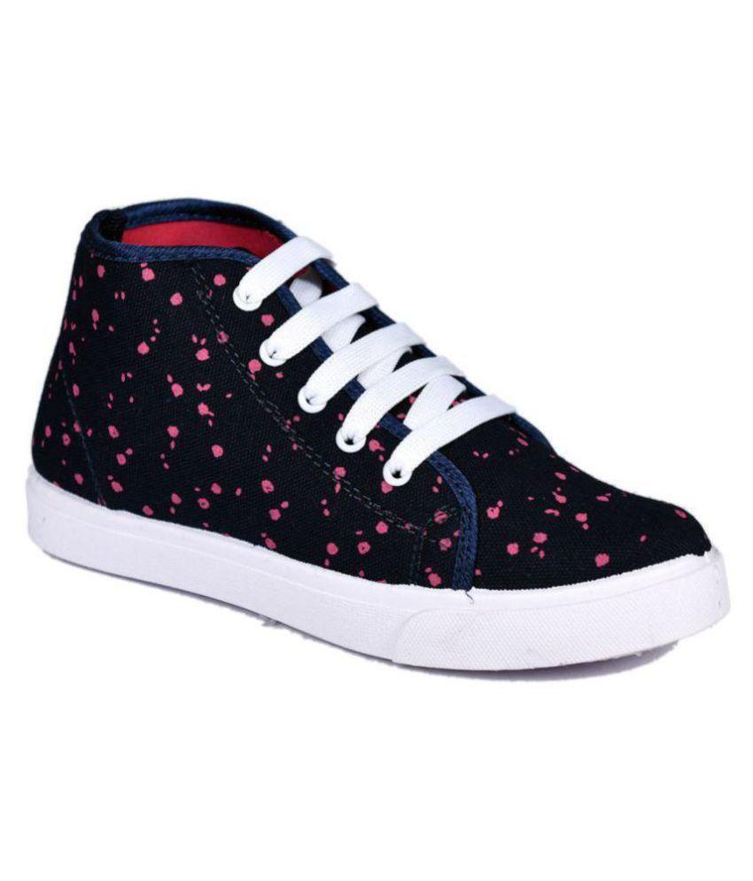 Canvas Sneaker for Girls