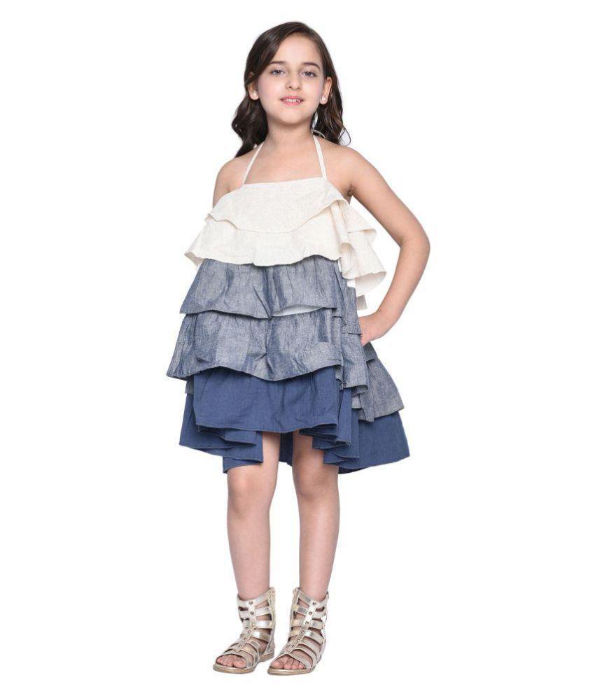 1b82e33e5 Delicia5 designer Frock for Girls - Buy Delicia5 designer Frock for ...