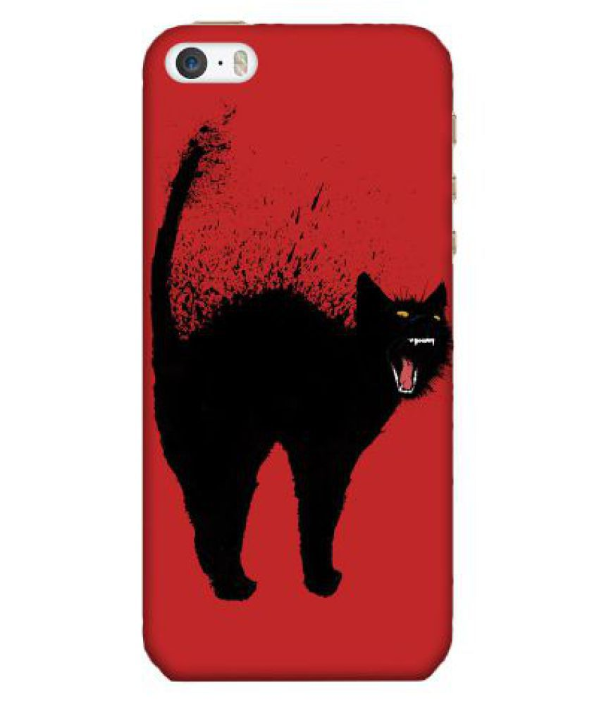 Apple iPhone 5S Printed Cover By Emble