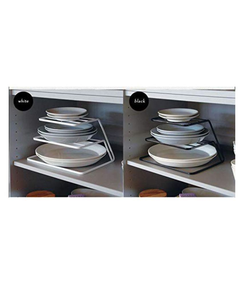 Buy House Of Quirk Stainless Steel Utensils Rack Online At