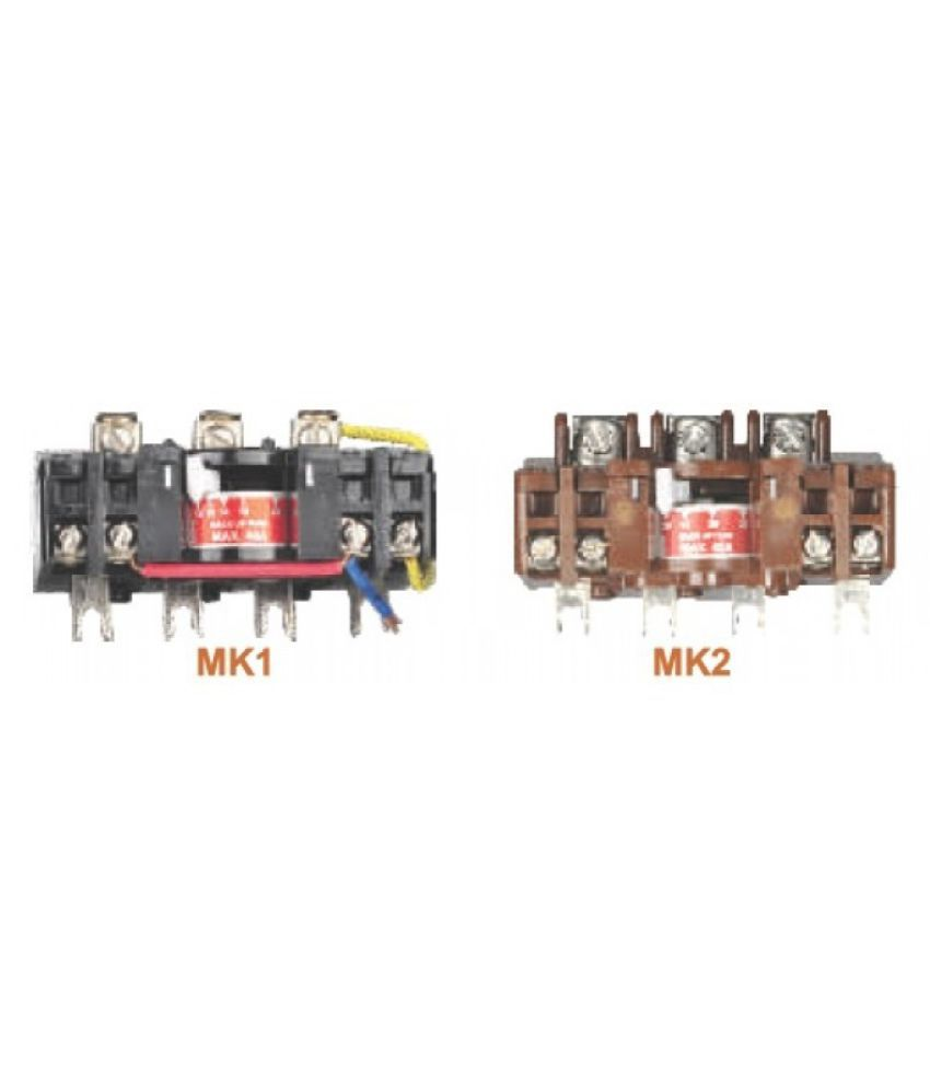L T Mk1 Thermal Overload Relay 1 5 2 5a Ss90035oopo Buy L T Mk1 Thermal Overload Relay 1 5 2 5a Ss90035oopo Online At Low Price In India On Snapdeal