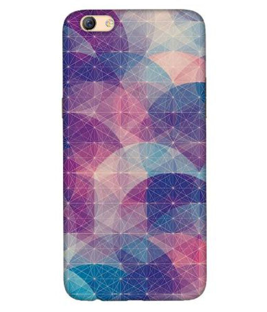 Oppo F3 plus Printed Cover By Emble