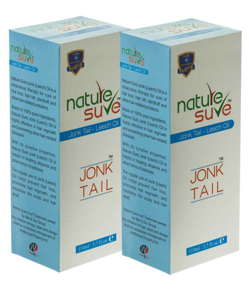 Nature Sure Leech Oil Jonk Oil 220 mL Pack of 2