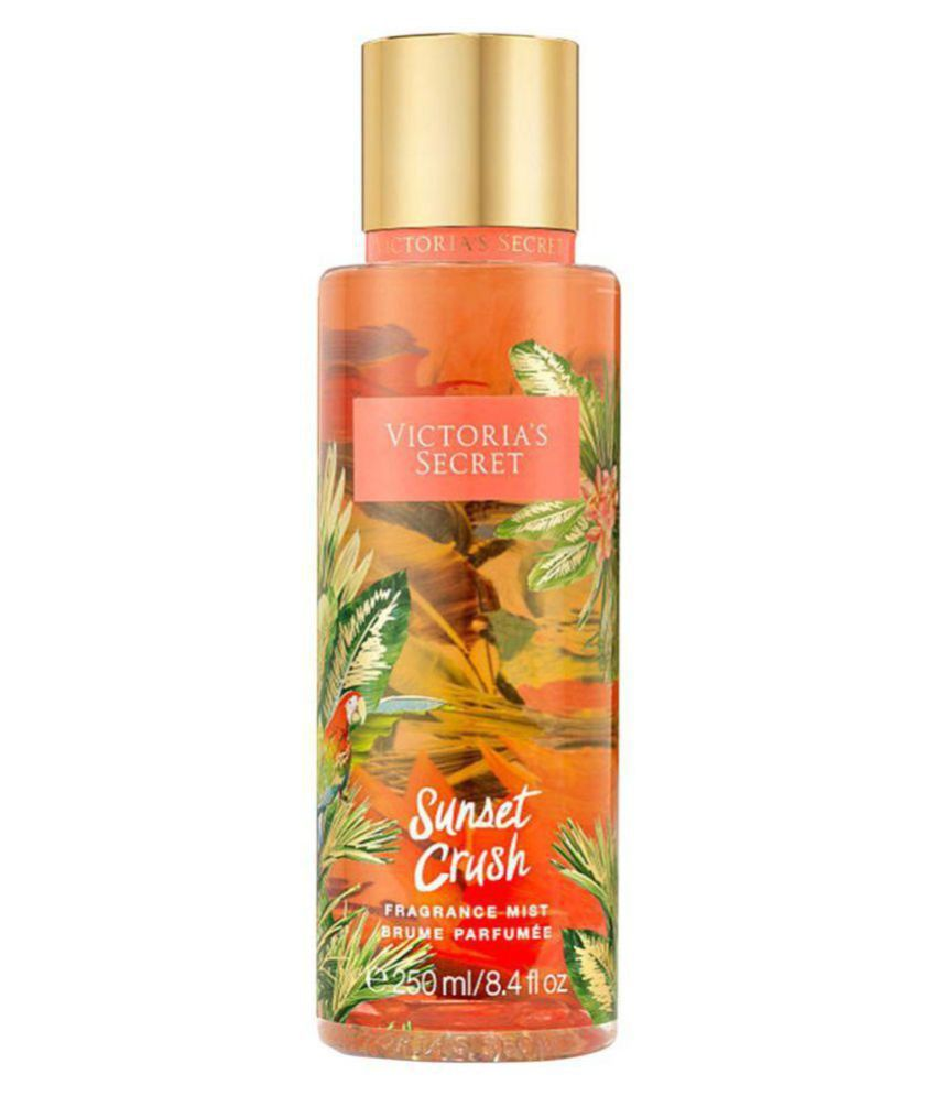 b40637e89fa Mist Victoria Secret Sunset Crush 250 ml women  Buy Online at Best Prices  in India - Snapdeal