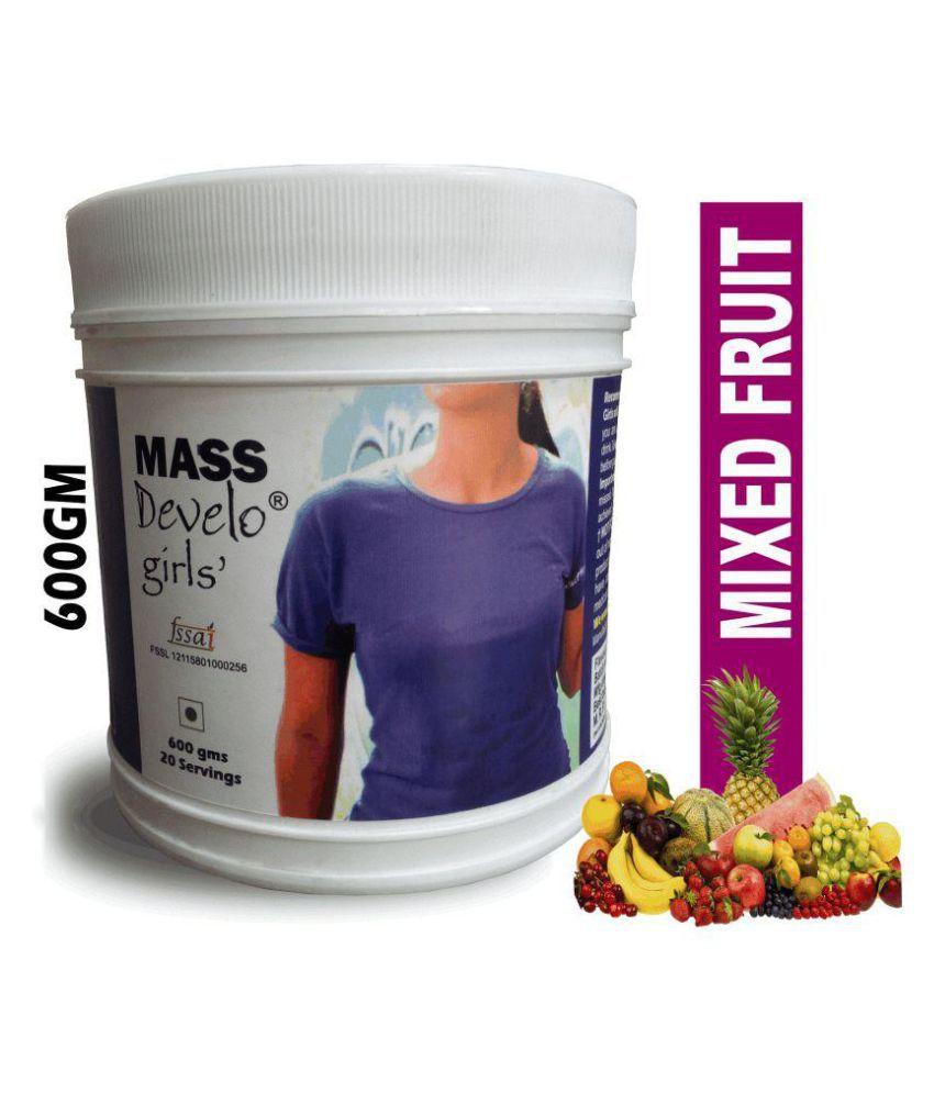 DEVELO DIABETIC SUGAR FREE PROTEIN POWDER FOR DIABETES 600 gm Weight Gainer Powder