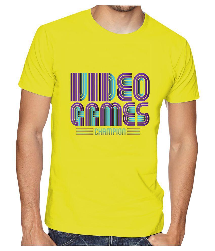 Casotec Green Half Sleeve T-Shirt Pack of 1