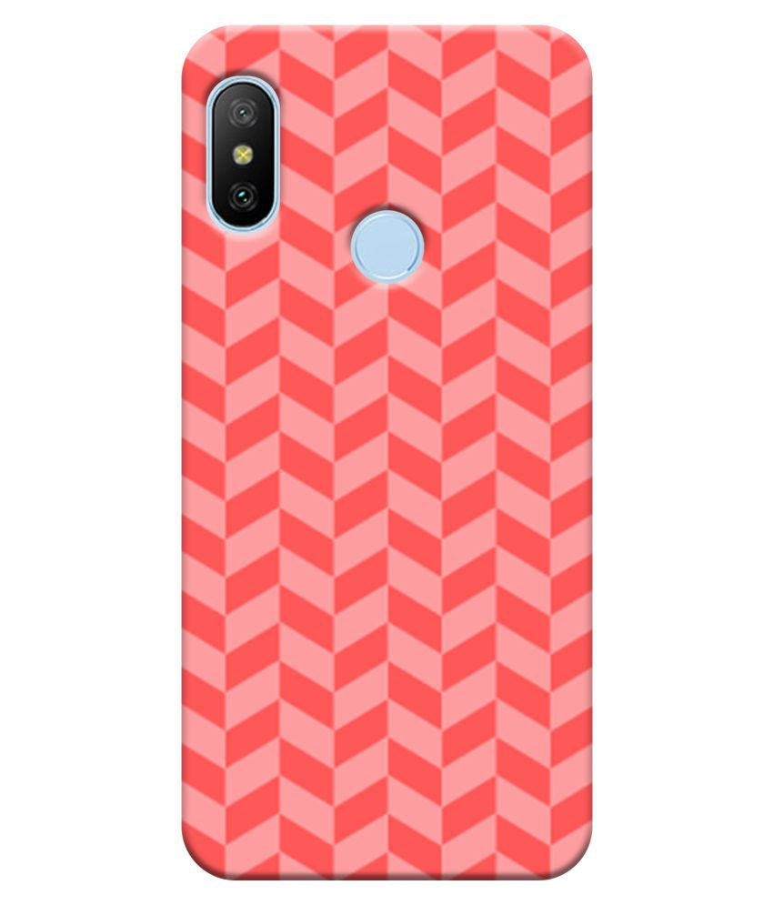 Xiaomi Redmi 6 Pro Printed Cover By Fundook 3d Printed Cover