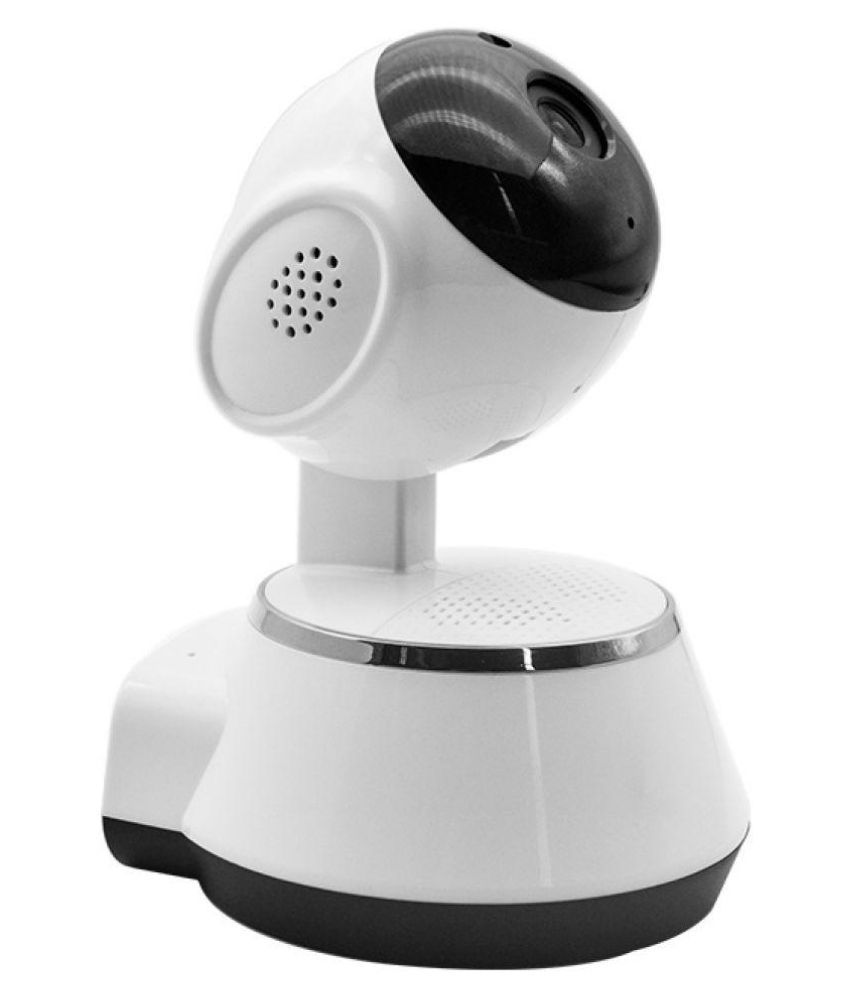 SekyuritiBijon WiFi 720p IP Small Wireless Mini WiFi 360 Smart Home IP PTZ  720P Camera