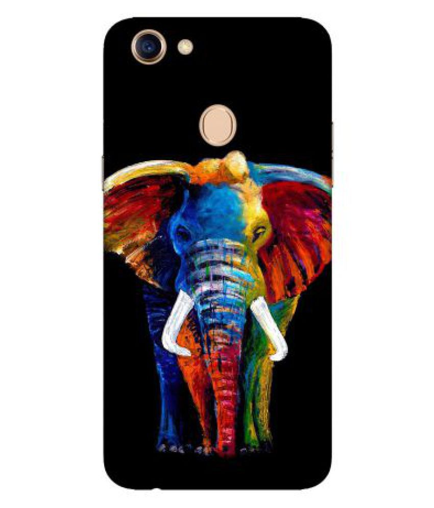 Oppo F5 Printed Cover By Emble