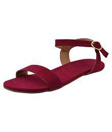 d5788b4dd059a Women's Sandals Upto 70% OFF: Buy Women's Sandals & Flat Slip-on ...