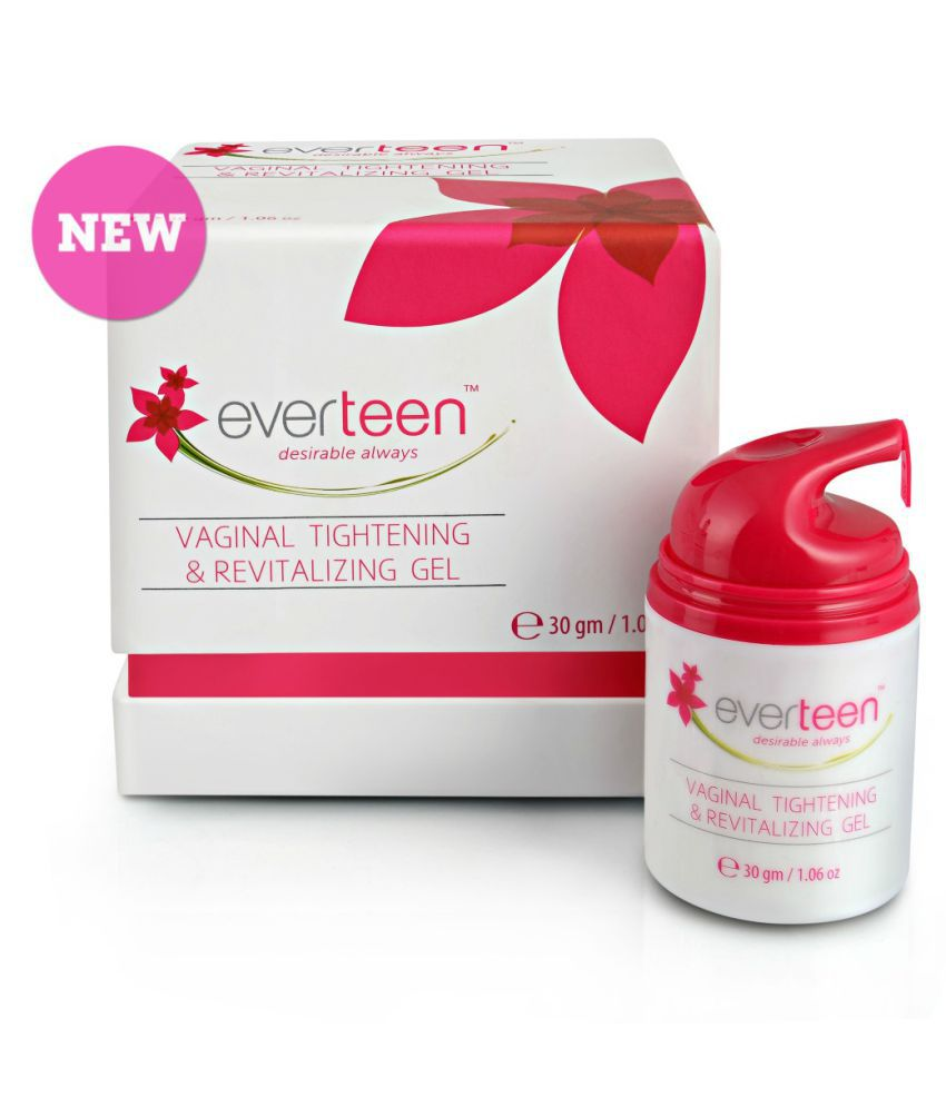 Everteen Vaginal Tightening Revitalizing Gel For Women Small