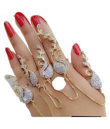 24f072d2b89 Fashion Rings UpTo 90% OFF  Latest Designer Rings for Women Online