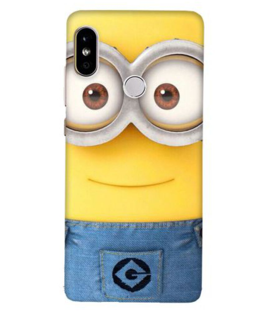 Xiaomi Redmi Note 5 Pro Printed Cover By Emble
