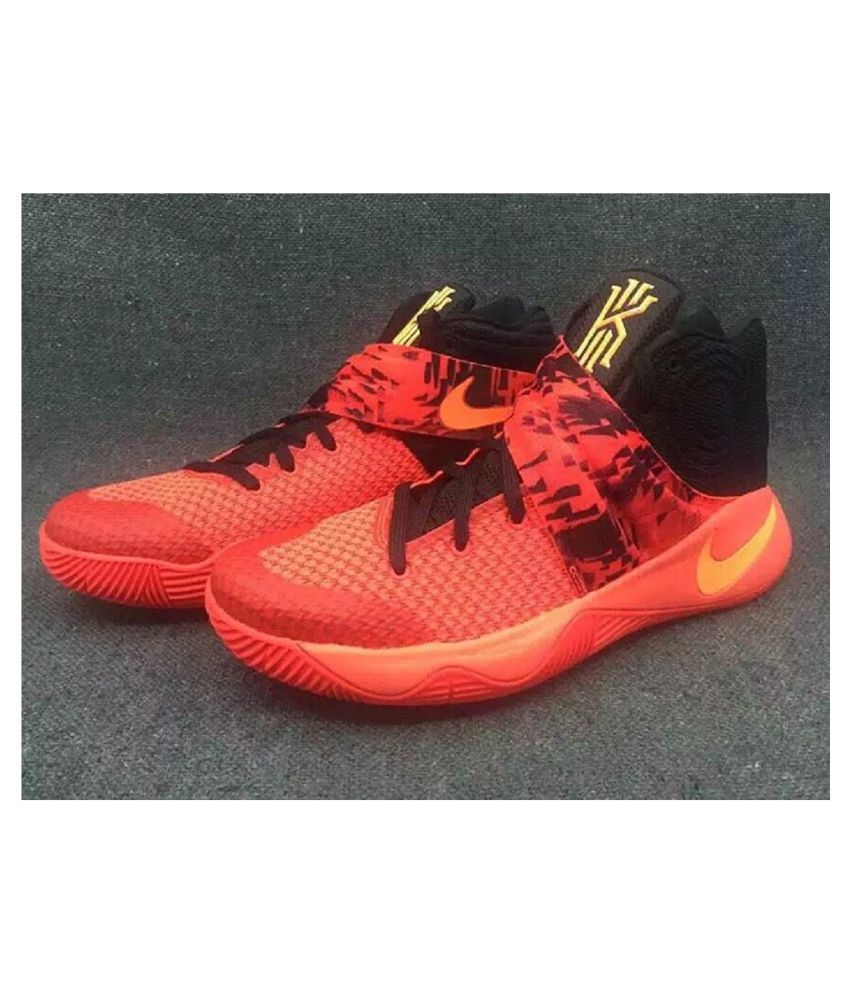 85016029c41 Nike Kyrie Irving 2 Inferno Red Running Shoes - Buy Nike Kyrie ...