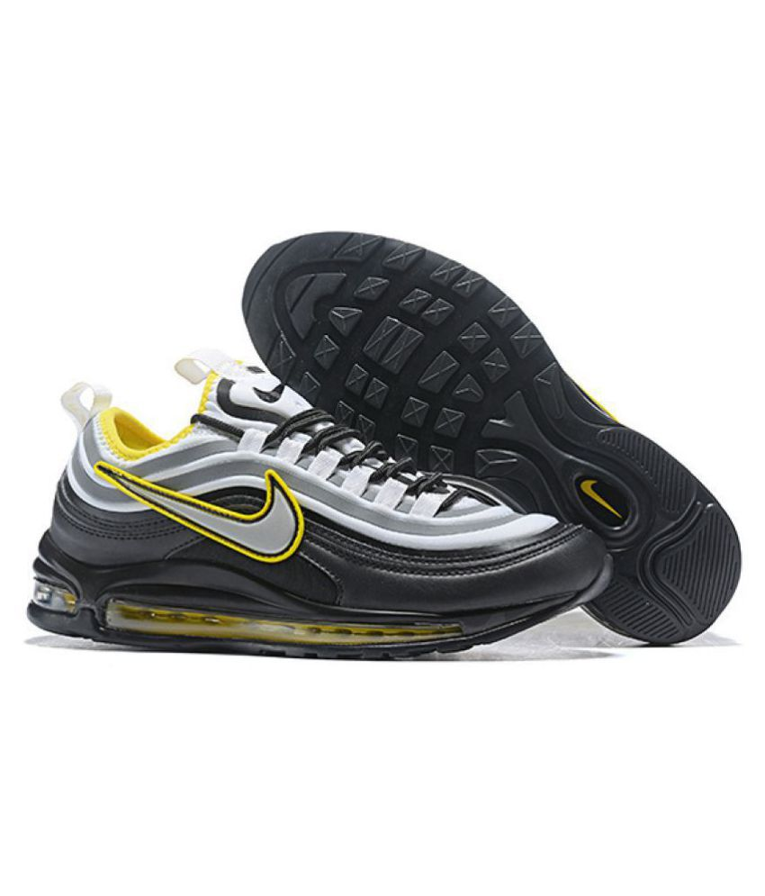 cheaper 3d526 ec4a7 Nike Air Max 97 Ultra 17 SE Running Shoes Black