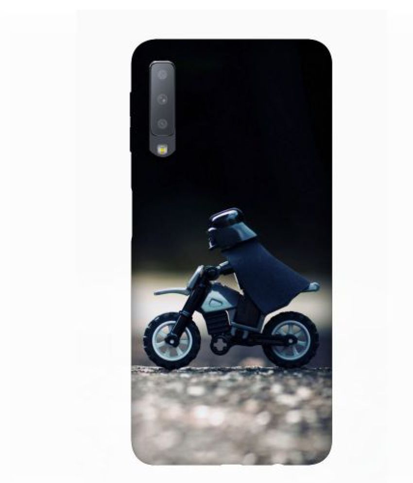 Samsung Galaxy A7 2018 Printed Cover By Emble