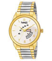HMTI HM8080 Metal Analog Men's Watch
