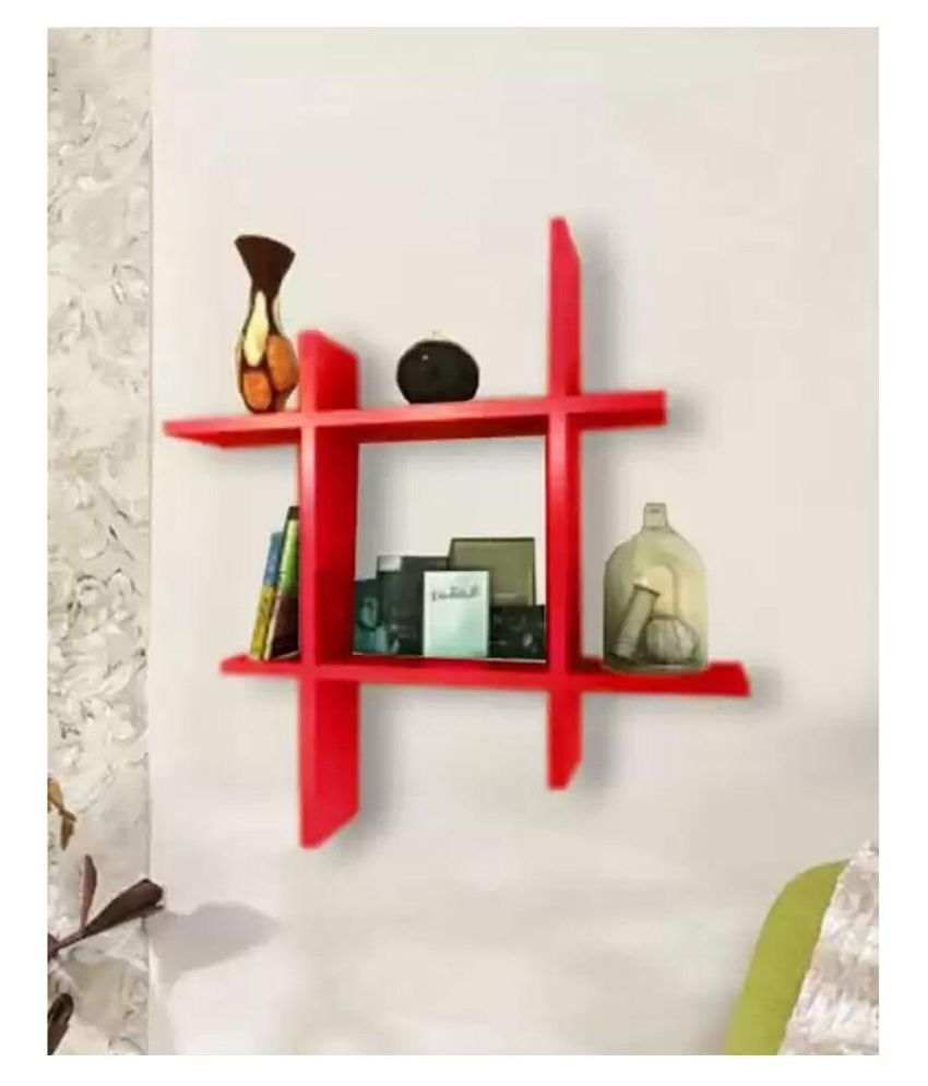 The New Look Plus Style Decorative Wall shelf