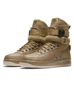 Nike Nike Sf Air Force 1 Brown Low ankle Male Others: Buy
